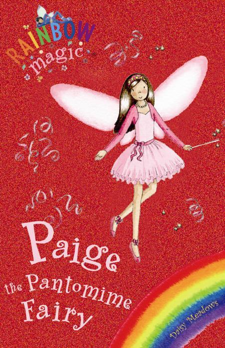 RAINBOW MAGIC SPECIAL EDITION PAIGE THE PANTOMIME FAIRY