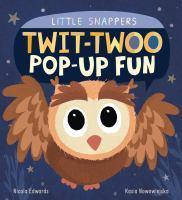 Little Snappers Twit-twoo Pop-up Fun