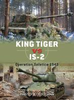 KING TIGER VS IS-2 OPERATION SOLSTICE 19