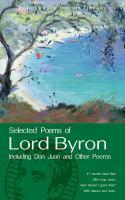 COLLECTED POEMS OF LORD BYRON