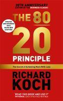 The 80/20 Principle 20th Anniversary