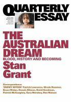 Australian Dream Quarterly Essay 64