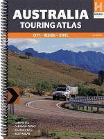 Australia Touring Atlas Spiral 10th edition