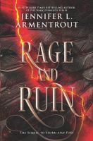Rage and Ruin (The Harbinger #2)