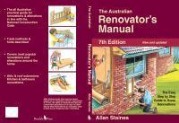 Australian Renovators Manual  7th Edition
