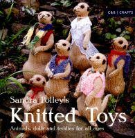 Knitted Toys Animals