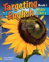 Targeting English Student Workbook Middle Book 1