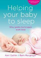 Helping Your Baby to Sleep [Third Edition]