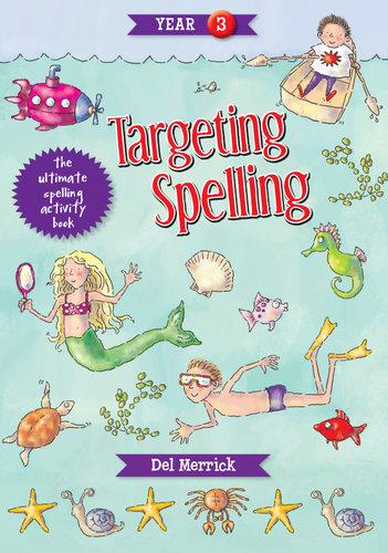 Targeting Spelling Book 3