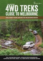 4WD Treks Close to Melbourne 4/e