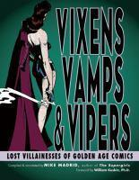 Vixens Vamps & Vipers