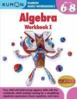Algebra Workbook I