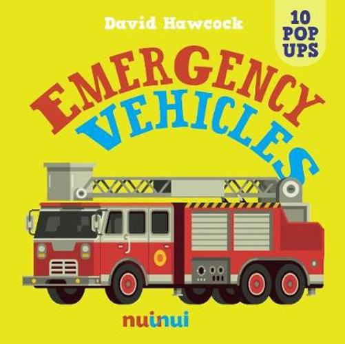 10 Pop Ups Emergency Vehicles