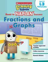 Learning Express NAPLAN Fractions and Graphs L3